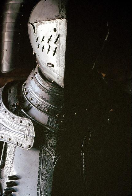 Armor Detail, Graz Zeughaus