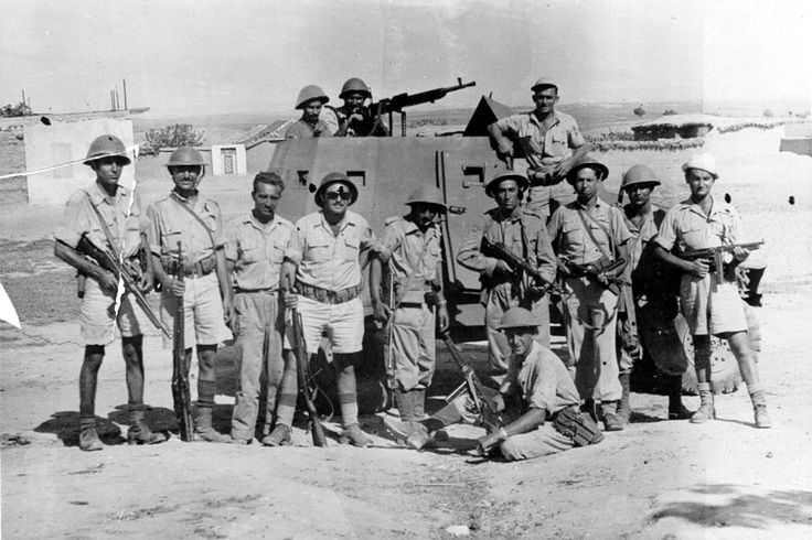 IDF 1948 Israel Independence War: Givati Brigade in the 1948 war of independence