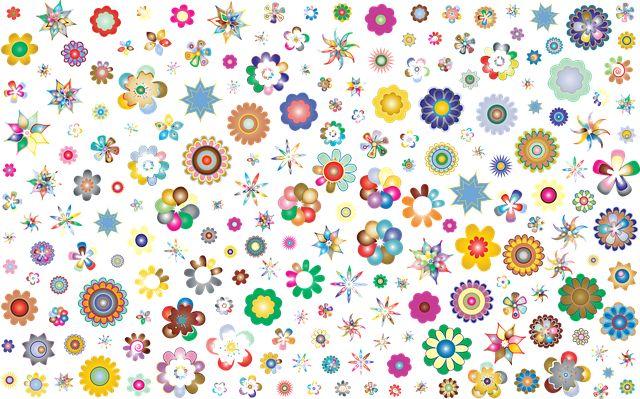 Pattern/Background for Moms-Kids