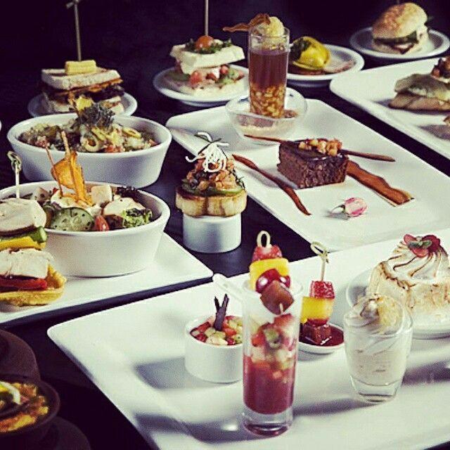 Expo salados, dulces y postres nueva menú Otoño y invierno 2015 del Chef Marcos Larenas Alvarado