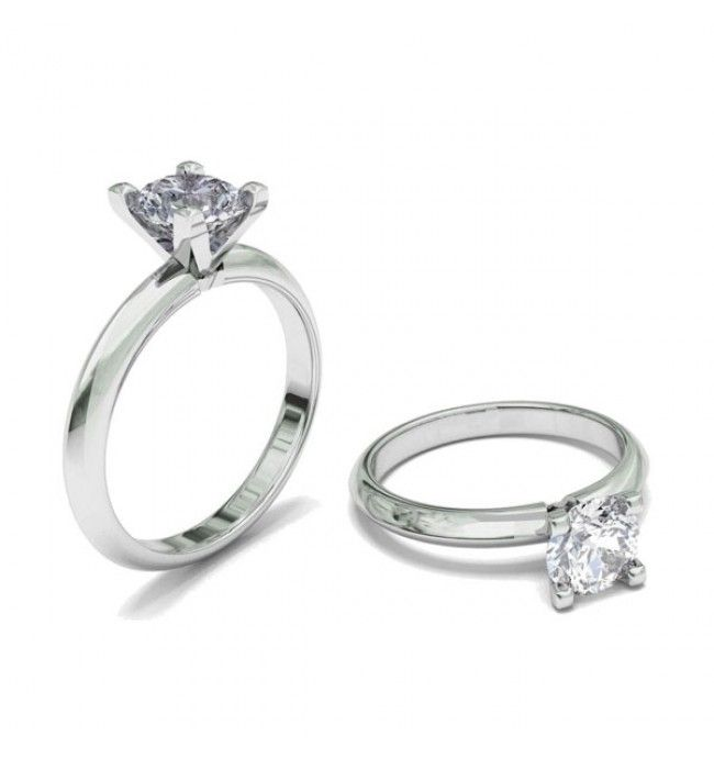 The 'Be My Bride' Engagement Ring from Surreal Jewellery
