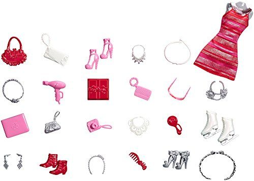 Barbie Advent Calendar * Details can be found by clicking on the image.