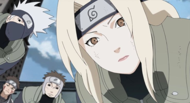 This movie. It destroyed my feels.  (Naruto Shippuden, Blood Prison)