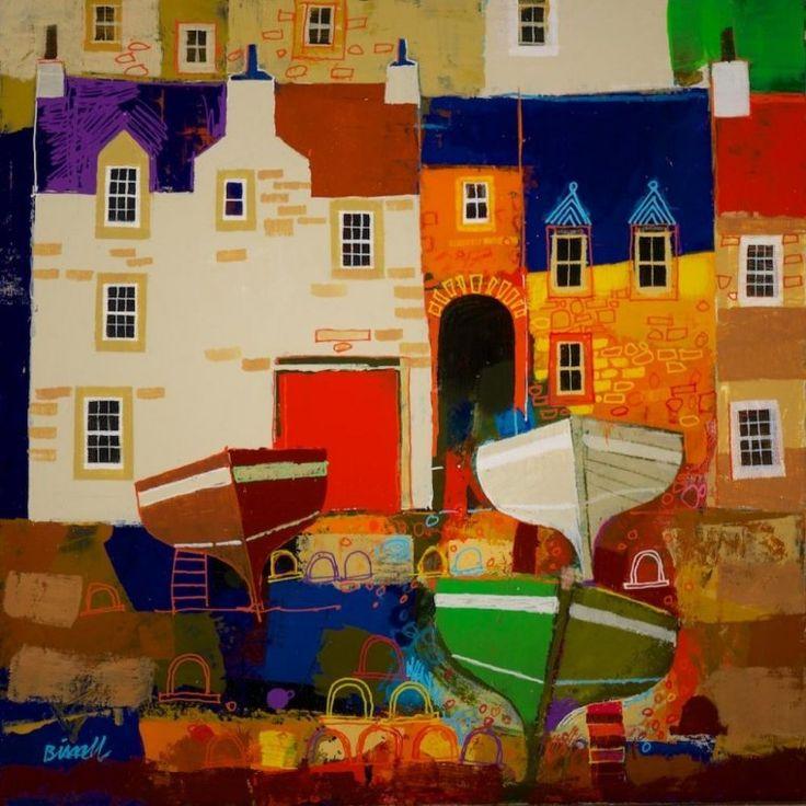 George Birrell - The Red Door