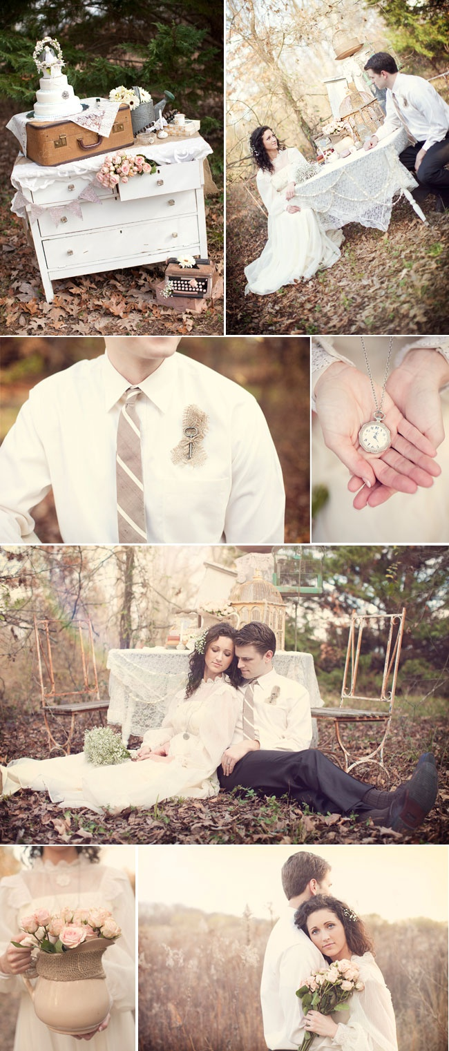 Ethereal lighting and subject matter.     http://www.loveandlavender.com/wp-content/uploads/2012/01/a.jpg