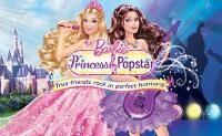 Μπάρμπι: The princess and the popstar (2012) ‒ Greek-Movies