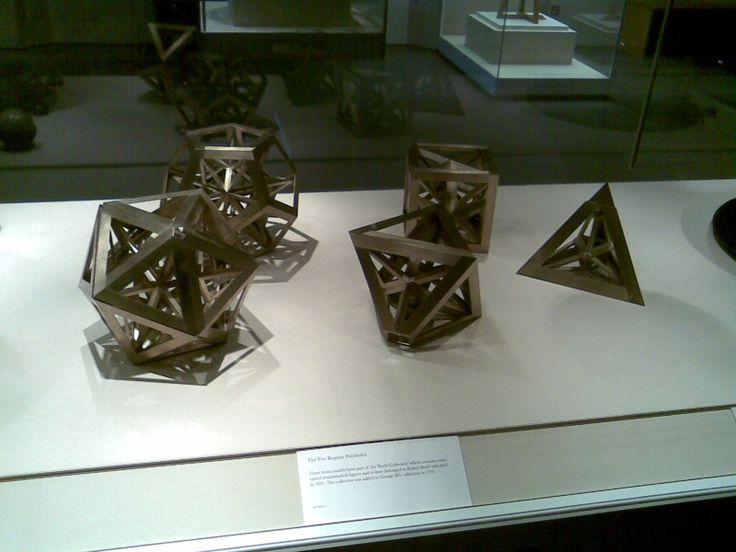 The five regular polyhedra