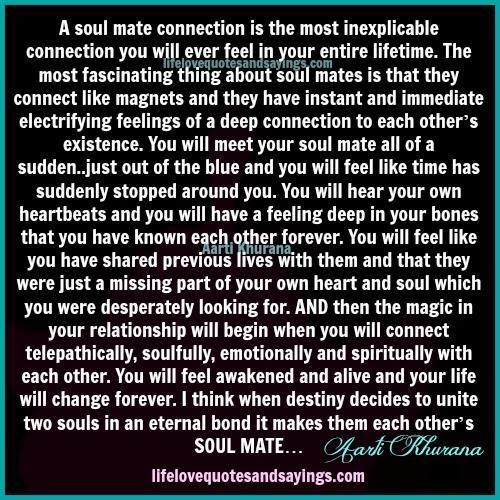 deep quotes about soulmates relationship