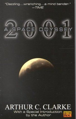 2001 A Space Odyssey by Arthur C. Clarke Two astronauts find their journey into space and their very lives jeopardized by the jealousy of an extraordinary computer named HAL.