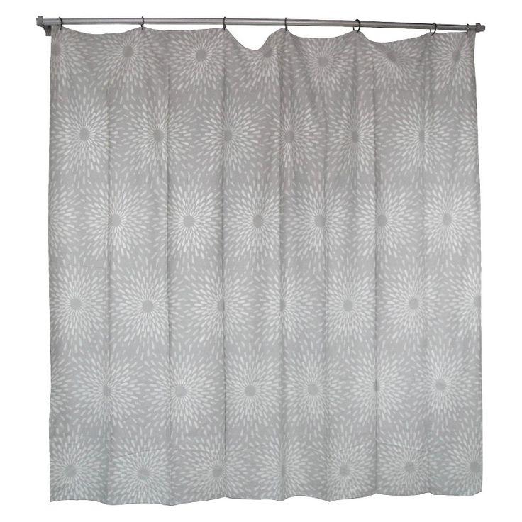 ThresholdTM Sunburst Shower Curtain