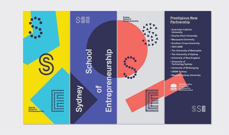 Sydney School of Entrepreneurship on Behance