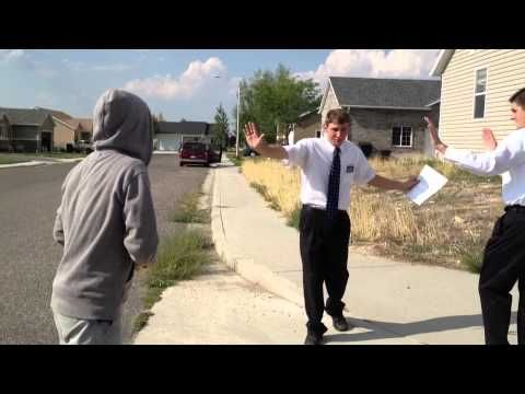 Get Baptized Maybe (Call Me Maybe Parody) SWEET! :). I know most of the kids in this video!  It's awesome!