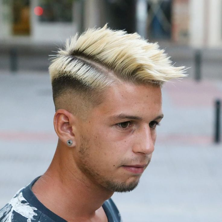 24+ Undercut blond männer stylen 2020   Hipster hairstyles, Hipster haircut, Mens hairstyles