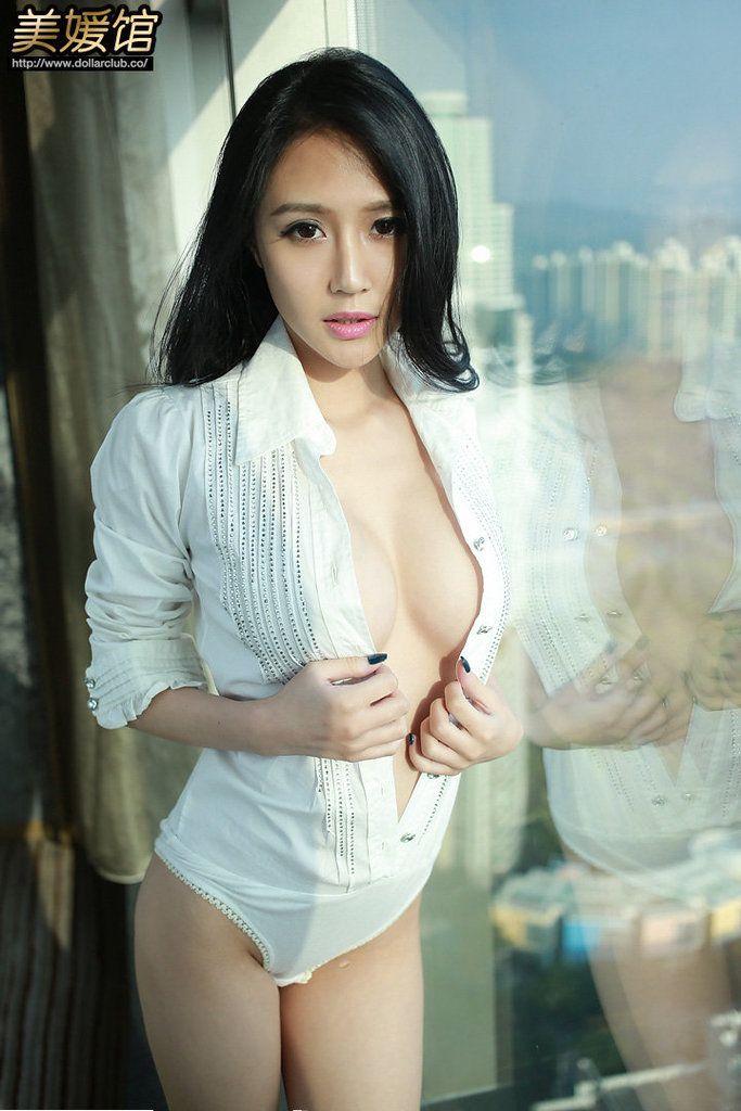 性感美女:@于大小姐ayu @美媛馆 深圳地区女神–性感衬衣~ | 妹子控