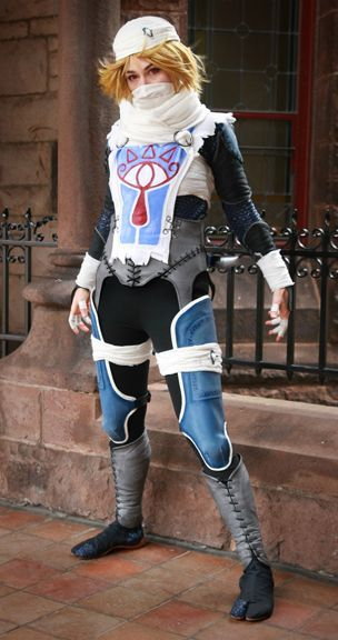Image result for best cosplay sheik                                                                                                                                                     More