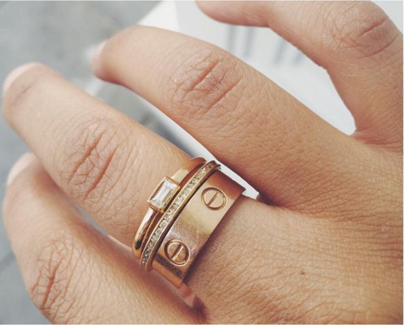 Best 25+ Cartier love ring ideas on Pinterest | Cartier ...