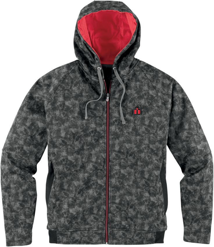 Defendant Bonded Fleece Jacket | Products | Ride Icon