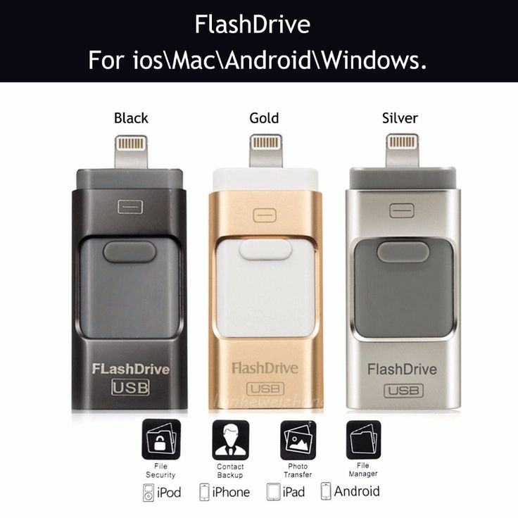 ==> [Free Shipping] Buy Best Manufactory cheap wholesale 16GB usb flash drive with interface for iphone Online with LOWEST Price | 32737051847
