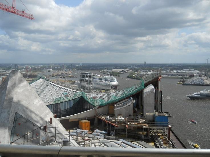 Elbphilharmonie Hamburg 24. Stock: Mu Ar, Places