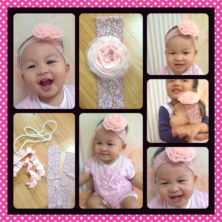 i made this headband for my daughter