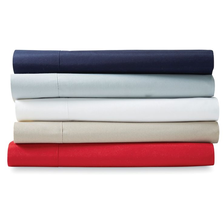 Cannon 2-Pack 200 Thread Count Pillowcases, Silver