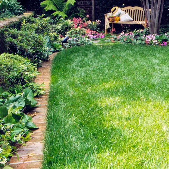 Landscaping Over Sand : Best images about brick edging on gardens