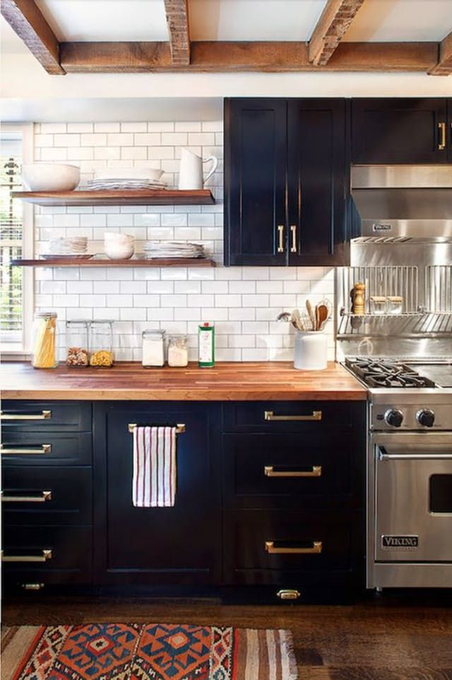 Kitchen design and planning is a daunting task. We often know the look we want, but many times our budgets aren't as large as our wish lists are long. But that doesn't mean we can't have remarkable spaces— we just have to get smart. Each of these kitchens reached deep into their bag of tricks for savvy ways to get full-on style with a much smaller price tag.