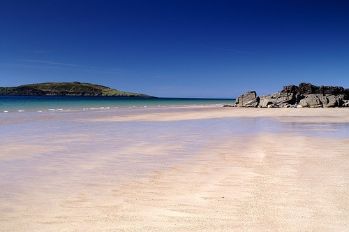 Scottish beach, 'Big Sand' in Wester RossBy Kenny Muir | Flickr