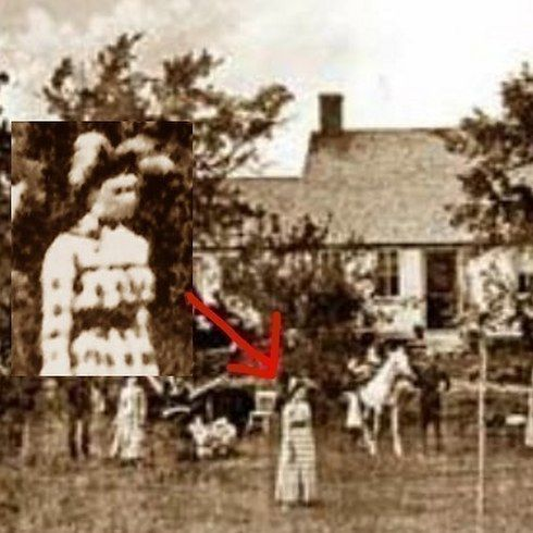 """The Conjuring vs Bathsheba the witch and the Perron family 