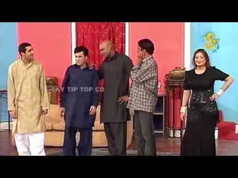 Best of Zafri Khan and Tariq Teddy New Pakistani Stage Drama Full Comedy Clip   YouTube - http://comedyclubsnyc.xyz/2017/01/01/best-of-zafri-khan-and-tariq-teddy-new-pakistani-stage-drama-full-comedy-clip-youtube/