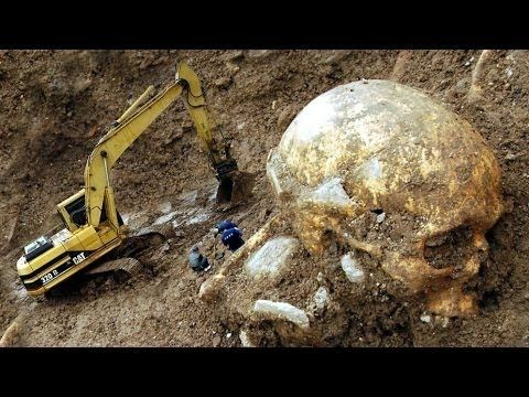 SMITHSONIAN COVERUP - 1000's of Reports of Giant Skeletons ...