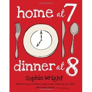 We'd like to try out some recipes from Sophie Wright's new cookbook
