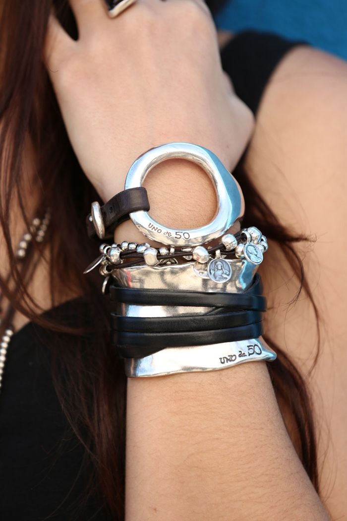 100 Ideas To Try About Uno De 50 Bracelets Leather