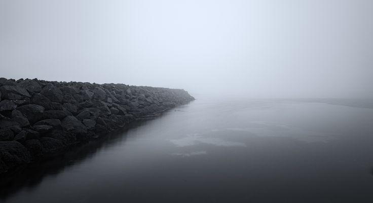 Foggy Morning on the Coast by Eirik Sørstrømmen on 500px