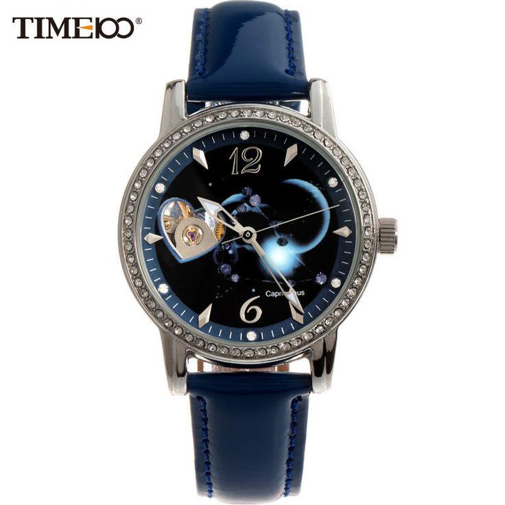 Constellation Capricornus Women's Automatic Self-wind Mechanical Watch