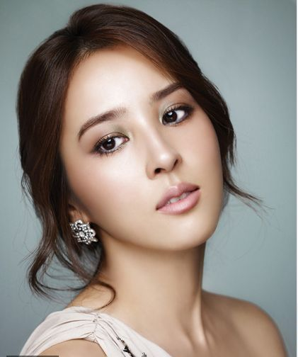 Natural Wedding Makeup Asian : 25+ best ideas about Korean Wedding Makeup on Pinterest ...