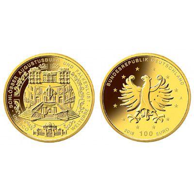 Bundesrepublik Deutschland, 100 Euro 2018, nach unserer