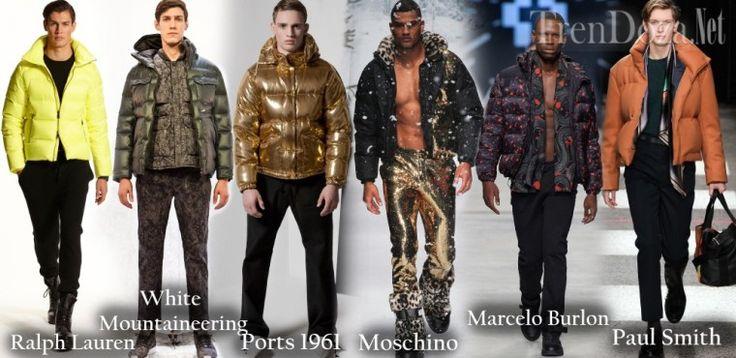 Дутые спортивные куртки на зиму 2015 2016 для мужчин
