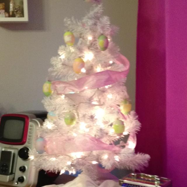 3 Ft White Christmas Tree