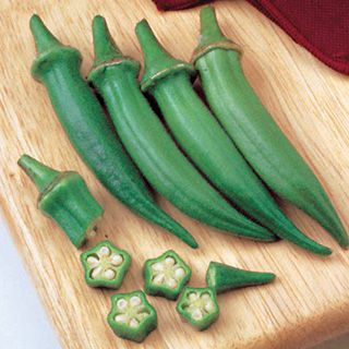Now the Best-tasting Okra is Organic!