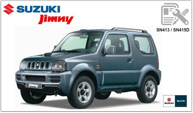 Suzuki Repair Service Manuals: Suzuki Grand Vitara Repair