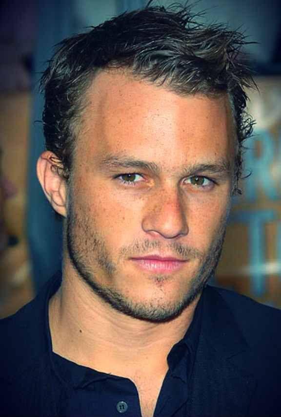 Heath Ledger..he was amazing♡