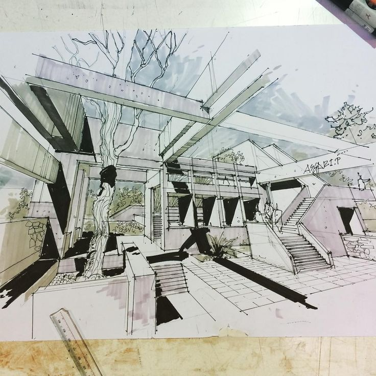 Architecture Drawing Hand 259 best sketches images on pinterest | architecture, drawing and