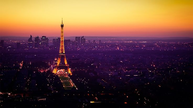 Vintage Paris Desktop Background HD Wallpaper