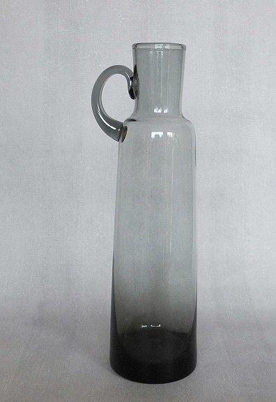 Hadeland - vase - Formgiver Willy Johansson. 160,-