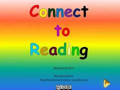 Book Week Song - Connect to Reading A good beat and echo to click along too.