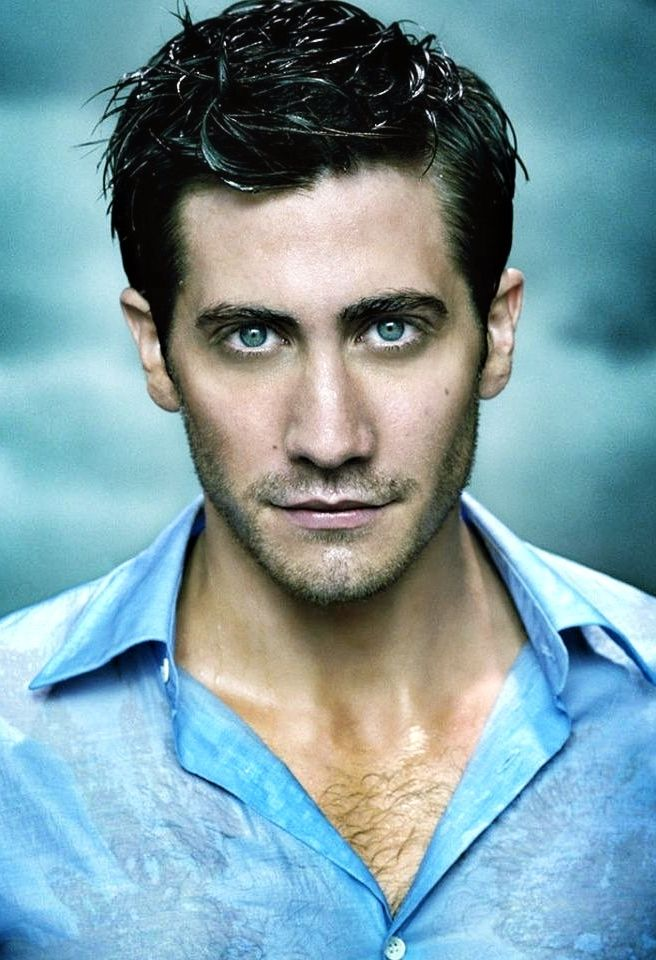 You are a beautiful, beautiful man, Jake. I want to ravage you.