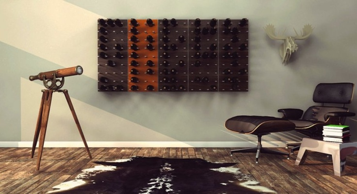 Epic wine storage