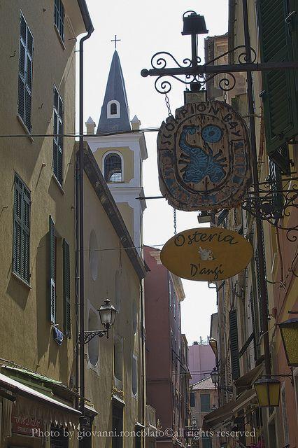 Alassio, Liguria, Italy, province of Savona
