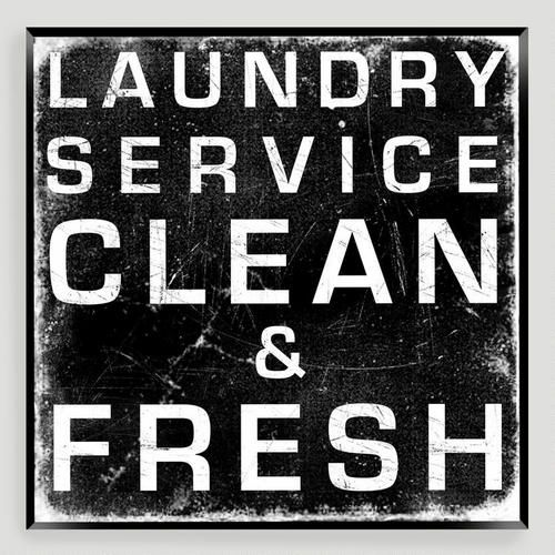 One of my favorite discoveries at WorldMarket.com: Laundry Service